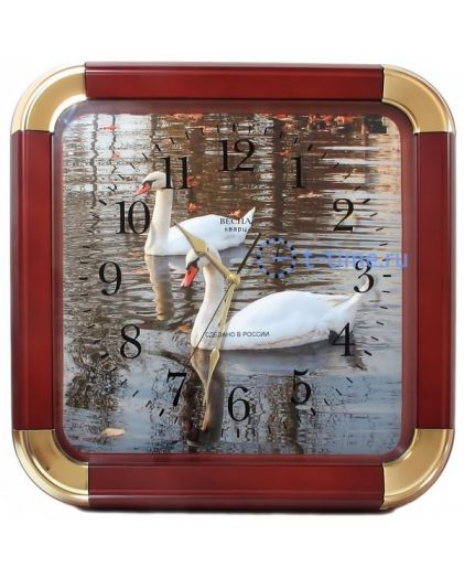 Весна СЧК-93-02 лебеди