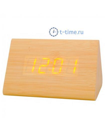 VST864-1 крас.цифры (светло-коричневый)-25/100
