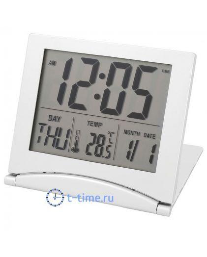 VST 033 часы(буд., темп., календарь)-100