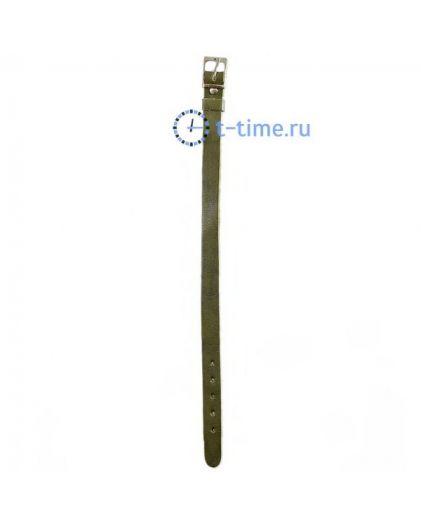 №25 мод. 10 мм серо-зел Знамя ремешок