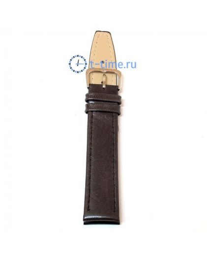 22 мм Ремешок т.коричневый xxl Perfect