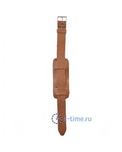 18 мм №71 мод. св-корич Знамя ремешок