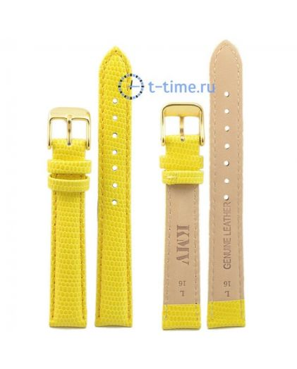 KMV S-17, 16 р-р, yellow, L