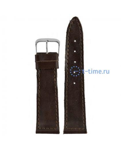 22 мм №11 мод. темн-кор Знамя ремешок