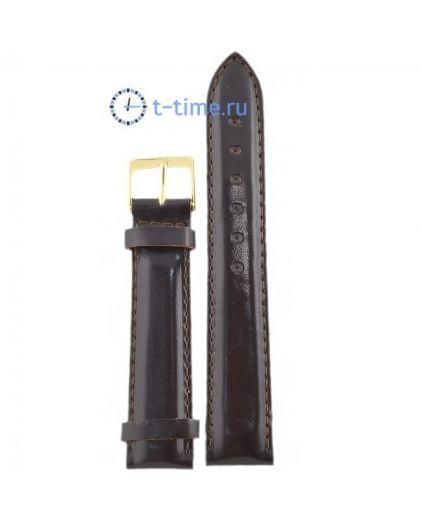 16 мм темно-корич Classic ARDI ремень