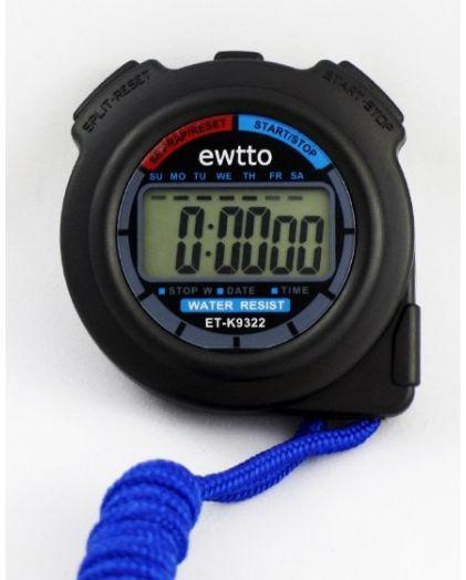 Часы секундомер EWTTO ET-K9322