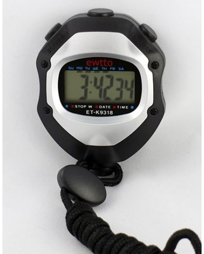 Часы секундомер EWTTO ET-K9318