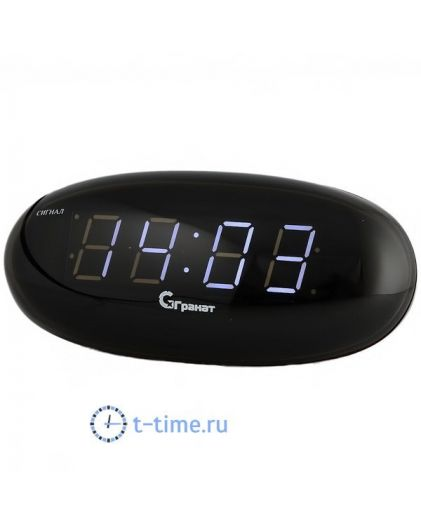 Часы сетевые Гранат C-0977-Р(бел)