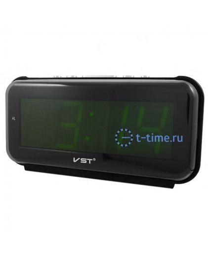 VST 806-2 часы зел.цифры-60