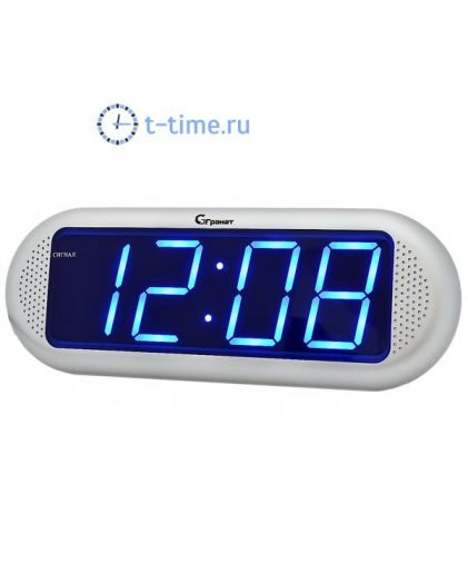 Часы сетевые Гранат C-1816-Син