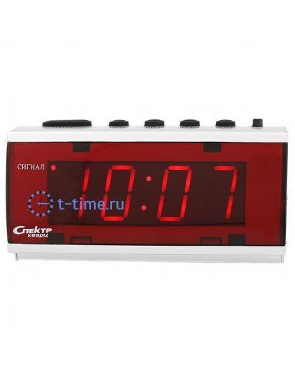 Часы сетевые Спектр СК 1215-Ш(Д)-К кварц