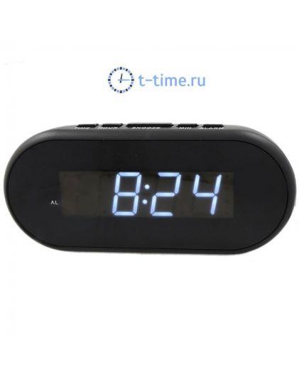 VST 712-6 часы 220В син.цифры-40