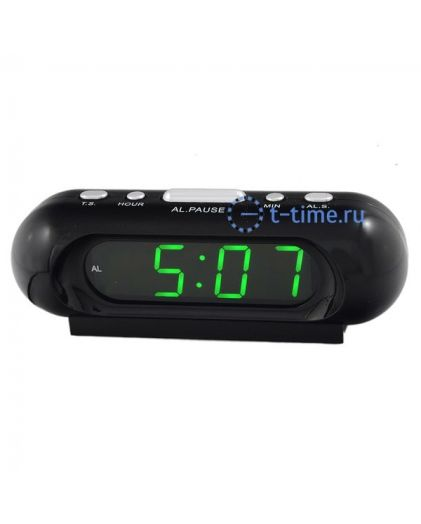 VST 716-4 часы 220В зел.цифры-40