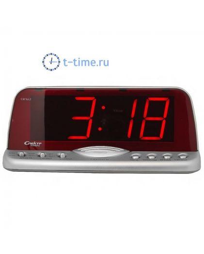 Часы сетевые Спектр СК 1220-С-К кварц