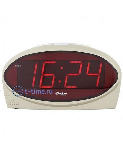 Часы сетевые Спектр СК 1232-Ш-К кварц