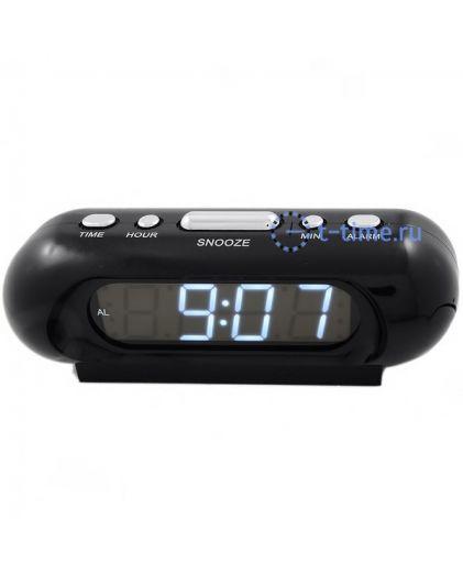 VST 716-6 часы 220В бел.цифры-40