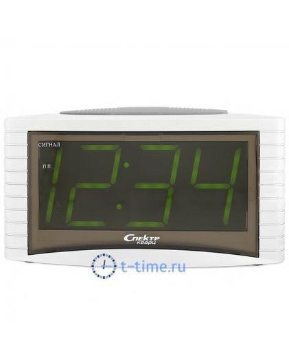 Часы сетевые Спектр СК 1809-С-З кварц