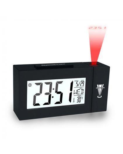 Часы настольные 618 DS BLACK