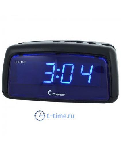 Часы сетевые Гранат C-1222-Син