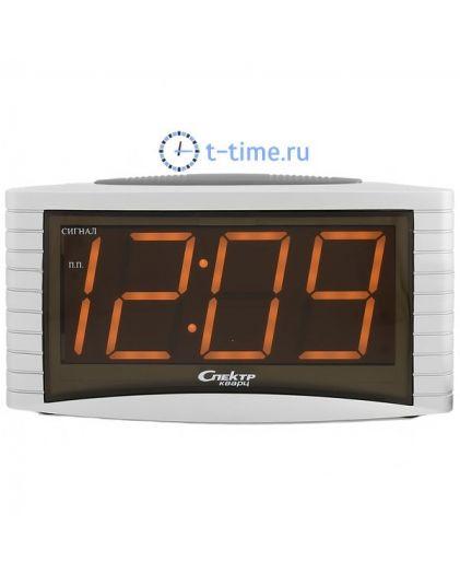 Часы сетевые Спектр СК 1809-С-О кварц