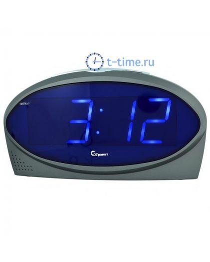 Часы сетевые Гранат C-1232-Син