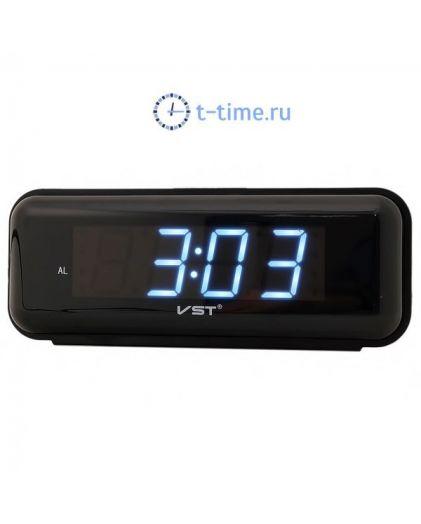 VST 738-6 часы 220В бел.цифры-40