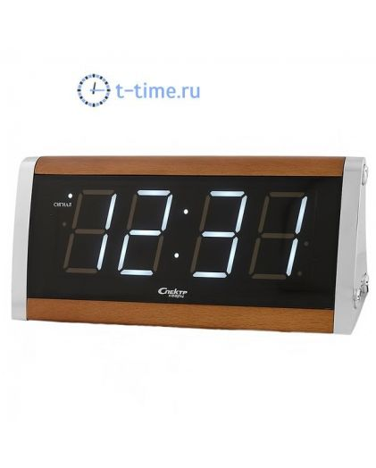 Часы сетевые Спектр СК 0090-С-Б кварц