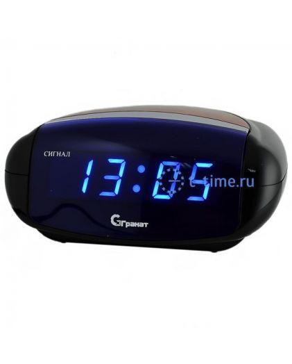 Часы сетевые Гранат C-0616-Син