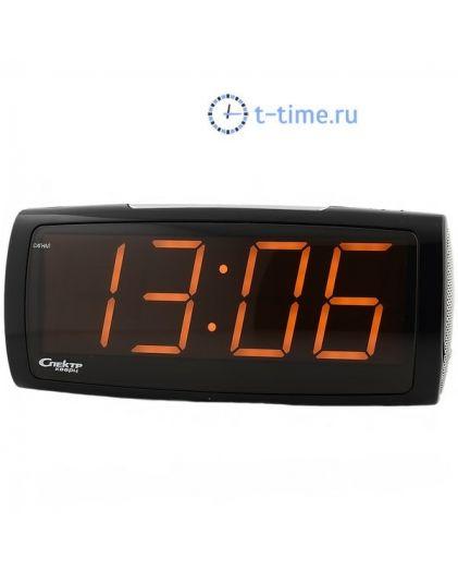 Часы сетевые Спектр СК 1819-Ч-О кварц