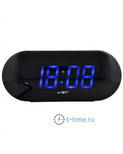 VST717-5 часы 220В син.цифры-40