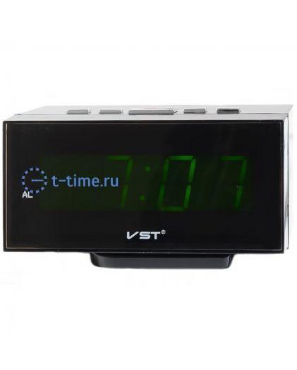 VST772-2 часы 220В зел.цифры/50