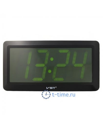 VST780-2 часы 220В зел.цифры+блок-10