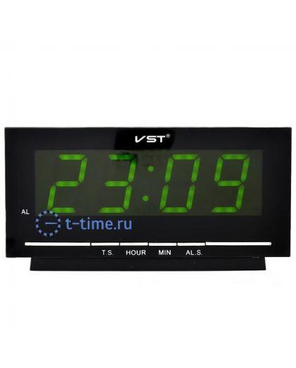 VST778-2 часы 220В зел.цифры-30