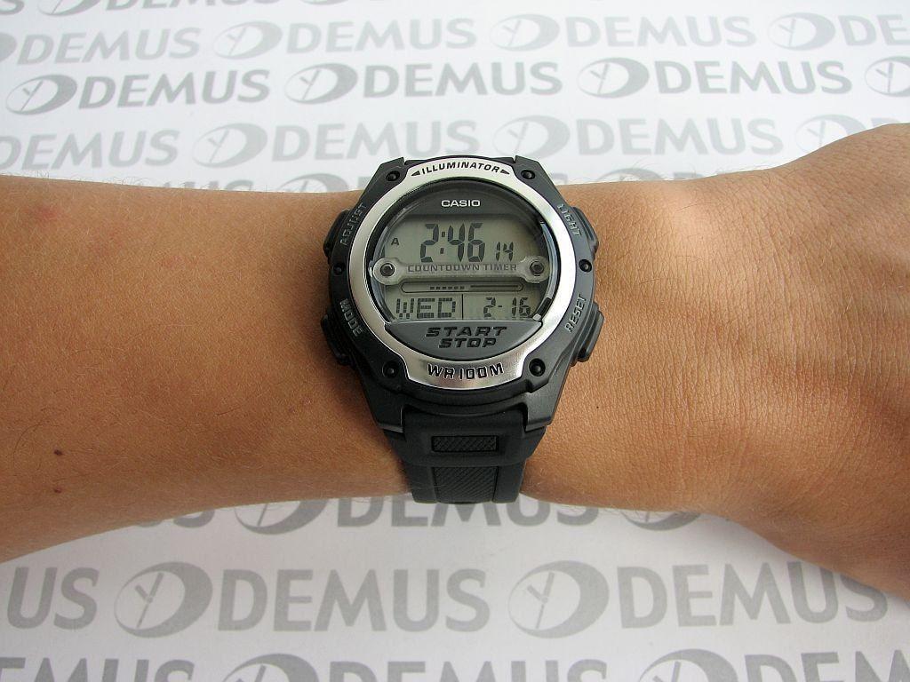Часы Casio W-756-1A Часы Michael Kors MK8502