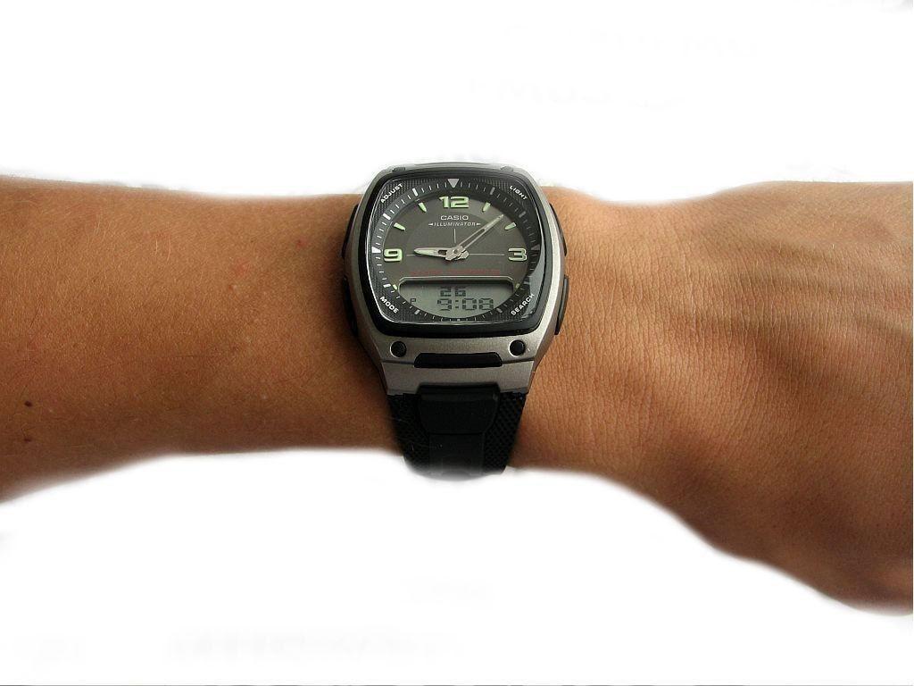 Инструкция для часов касио aw 81