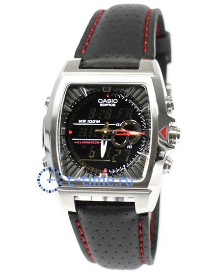 97ef7729f496 Часы CASIO EFA-120L-1A1 купить в интернет-магазине Точное время ...