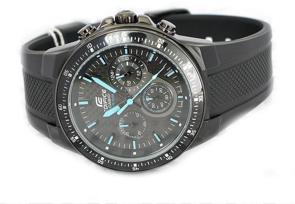 Мужские часы Casio EF-552PB-1A2 Мужские часы Skagen 224LSL