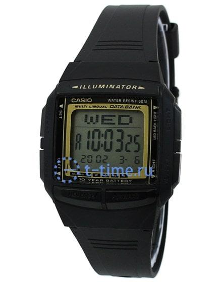 71114a37d596 Часы CASIO DB-36-9A купить в интернет-магазине Точное время ...