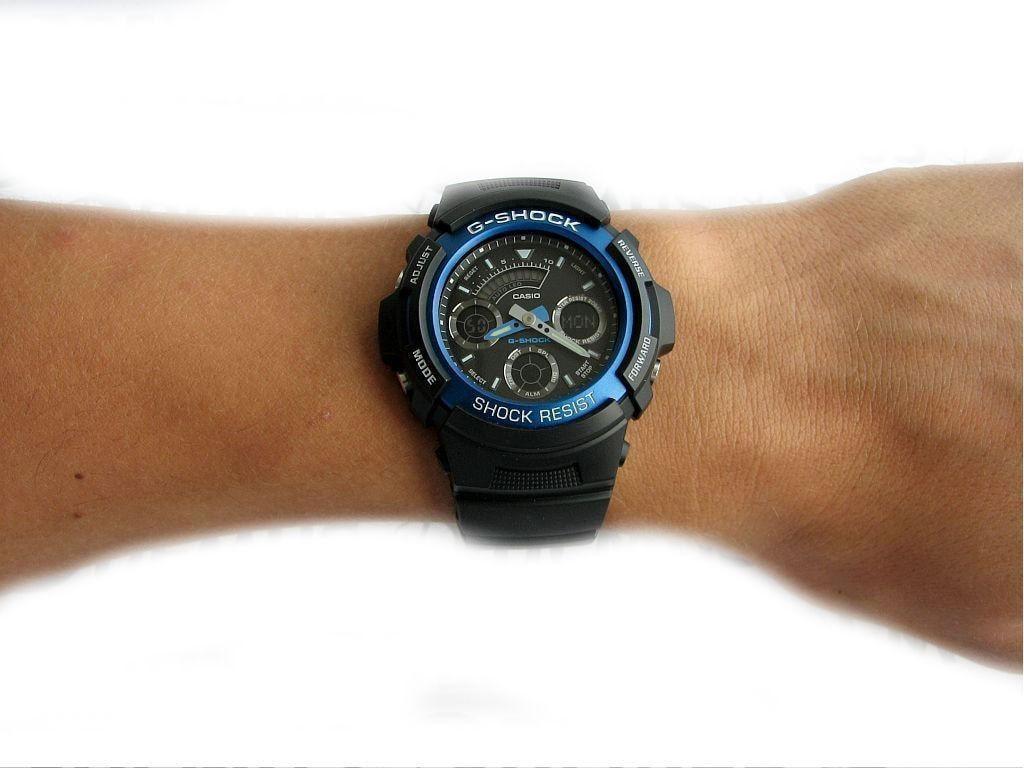 89eb5f4b8863 Часы CASIO G-SHOCK AW-591-2A