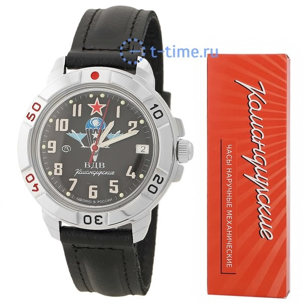 d6d6dcfd Командирские часы с символикой ВДВ