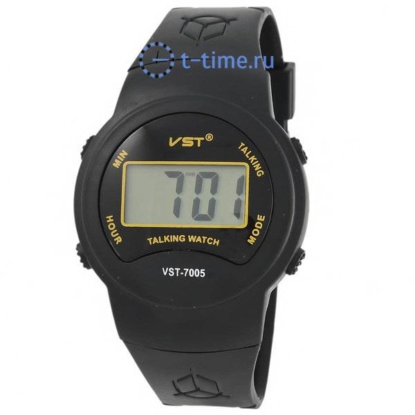 Говорящие часы купить в брянске baojia наручные часы